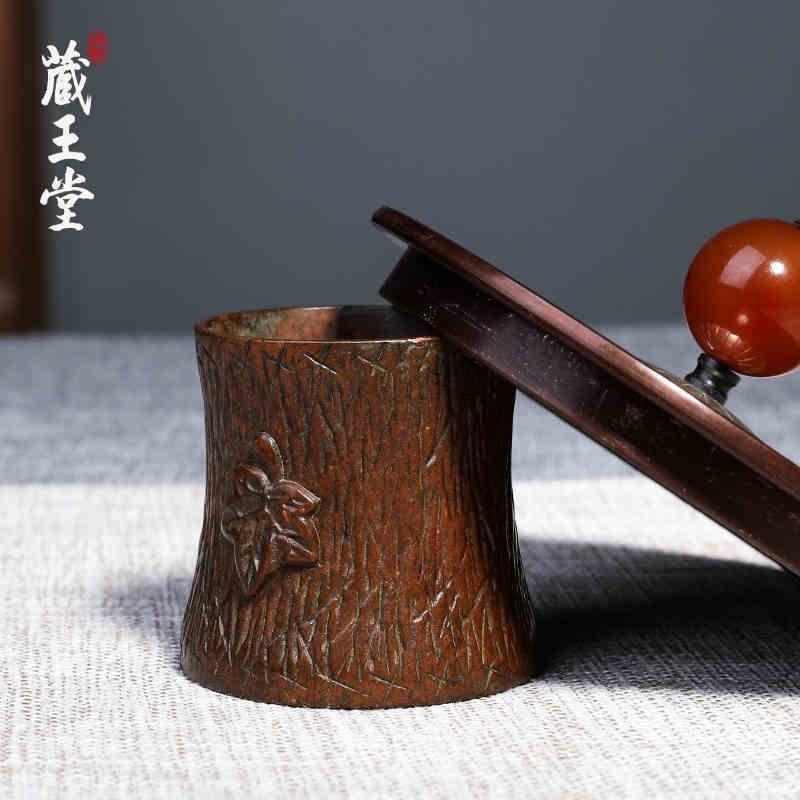 日本鐵壺-茶具擺放