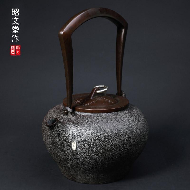 日本铁壶-日本铁壶制造