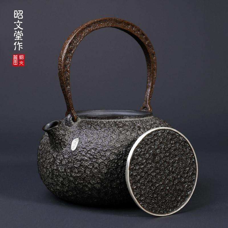 日本鐵壺-昭文堂